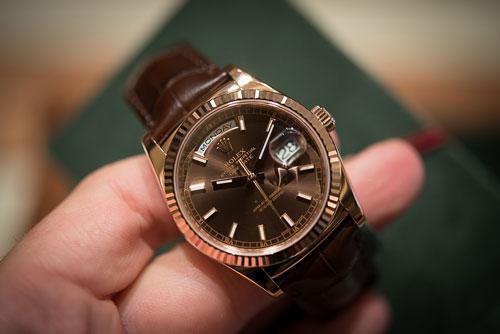 İkinci El Rolex Day Date SaatAlan Yerler