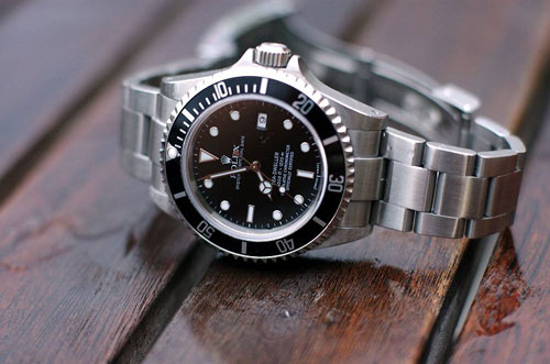 İkinci El Rolex Sea Dweller Saat Alan Yerler
