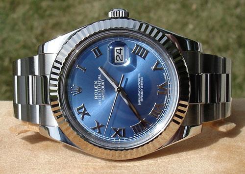 İkinci El Rolex Datejust II Saat Alan Yerler