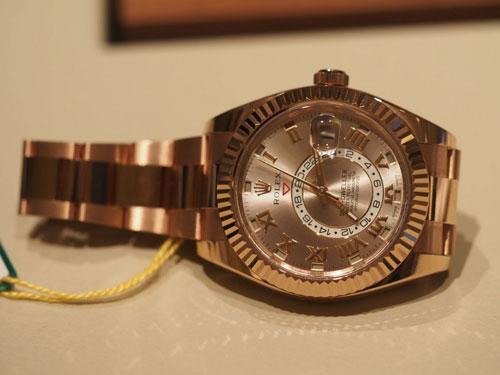 İkinci El Rolex Sky Dweller Saat Alan Yerler