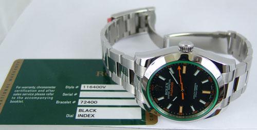 İkinci El Rolex Milgauss Saat Alan Yerler