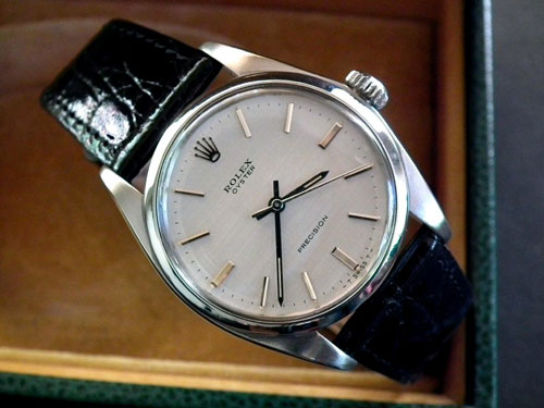 İkinci El Rolex Oyster Precision Saat Alan Yerler