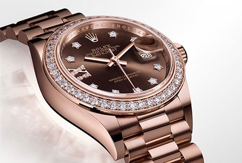 İkinci El Rolex Lady Datejust Saat Alan Yerler